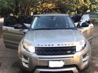 Land Rover Range Rover Evoque 2,0L 2014