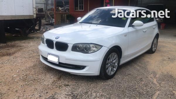 BMW 1-Series 1,5L 2009-2