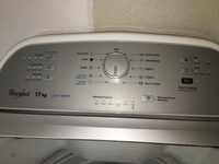 Whirlpool 17 KG Washing Machine