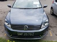 Volkswagen Passat 1,8L 2014
