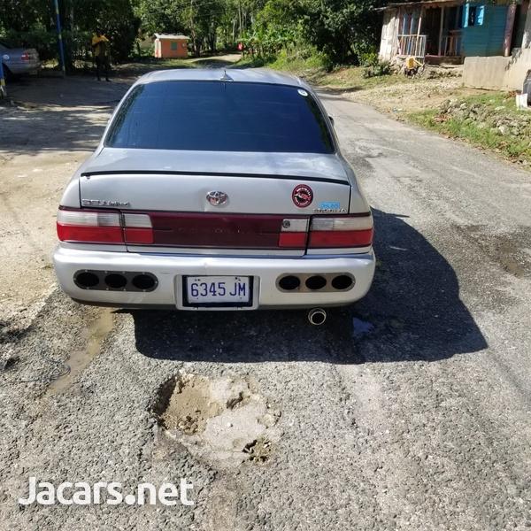 Toyota Corolla 1,5L 1992-2