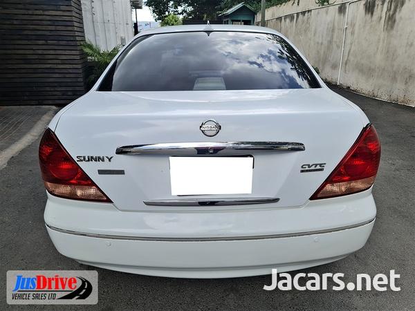 Nissan Sunny 1,6L 2006-4