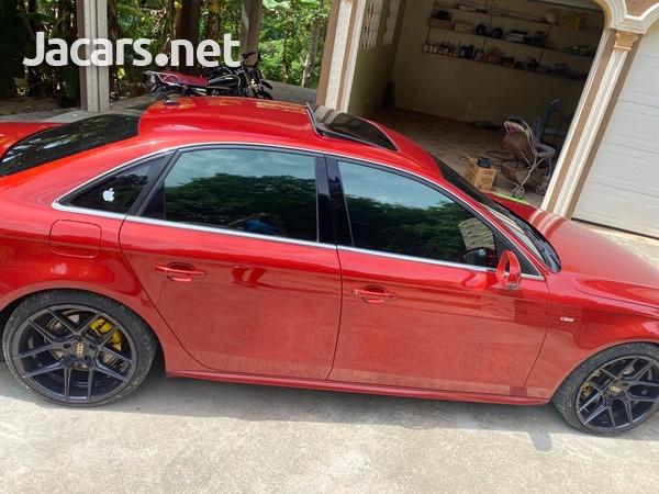 Audi A4 2,0L 2014-5