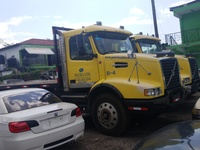 2006 Volvo VHD Flat bed trucks