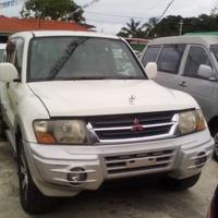 Mitsubishi Pajero 3,0L 2001