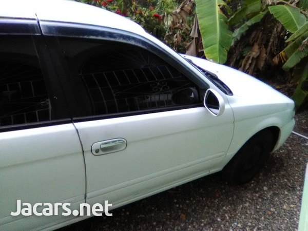 Nissan Sunny 1,5L 2004-2