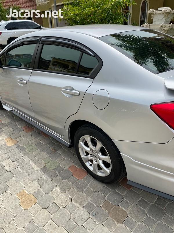 Honda Civic 1,8L 2014-6