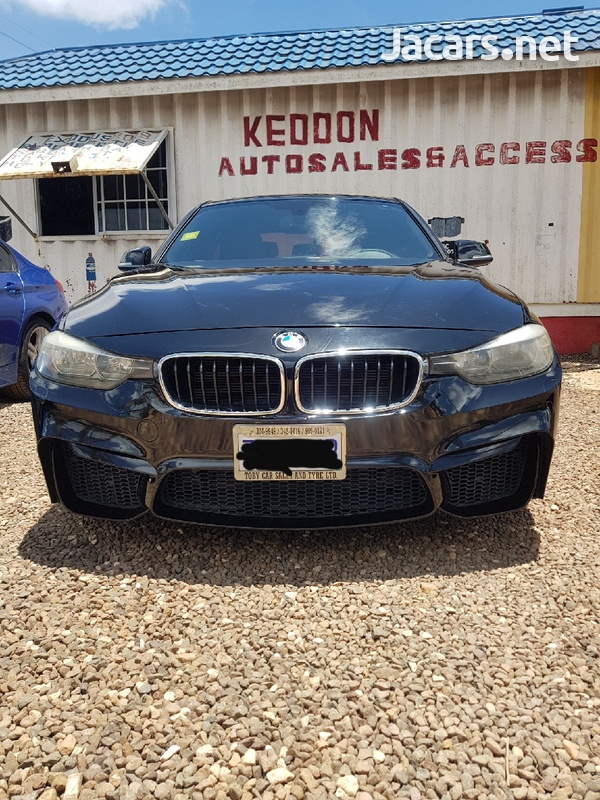 BMW 3-Series 3,0L 2016-10