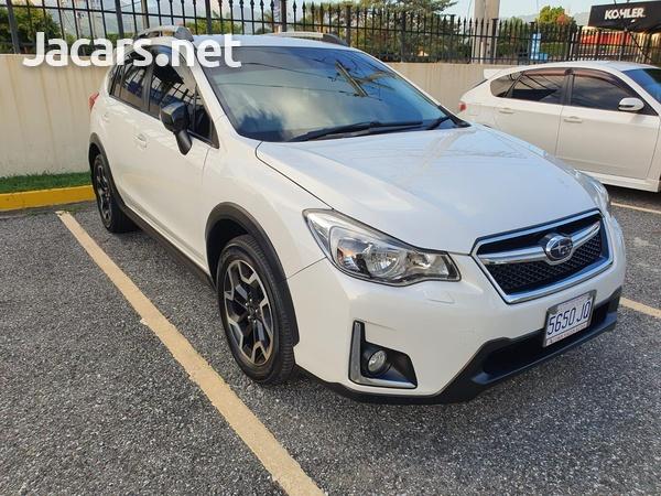 Subaru XV 2,0L 2016-1