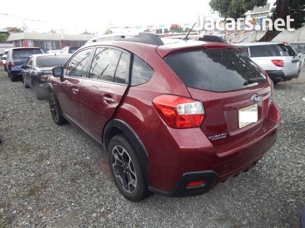 Subaru XV 1,5L 2012-4