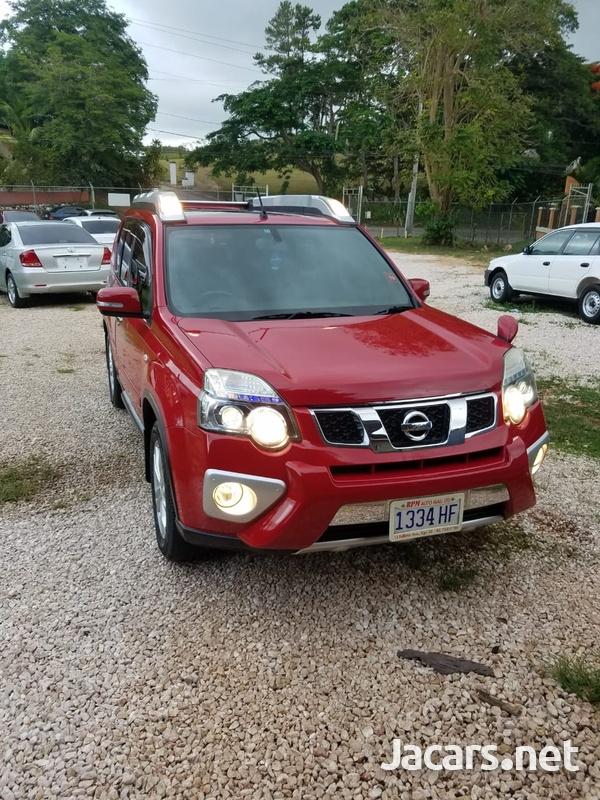 Nissan X-Trail 2,0L 2010-1