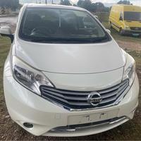 Nissan Note 1,0L 2014