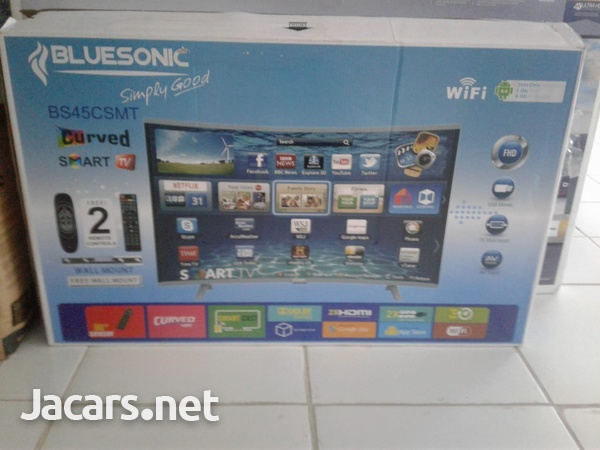 43 inches NEX AND BLUESONIC WIFI SMART LED T.V. CURVED-5
