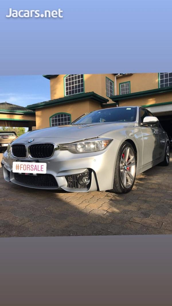 BMW M3 2,0L 2012-3