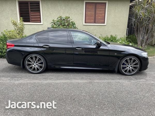 BMW 5-Series 3,0L 2017-5