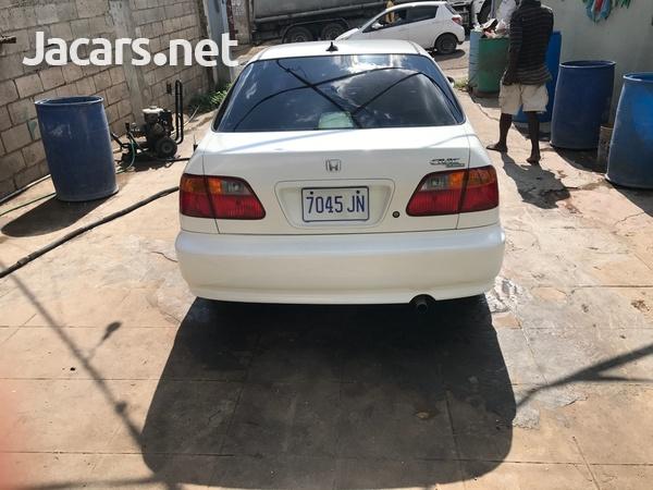 Honda Civic 1,6L 1997-7