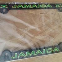 Jamaica License Plates