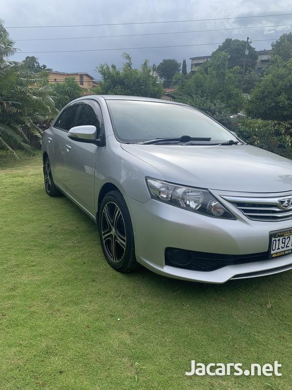 Toyota Allion 1,8L 2013-3