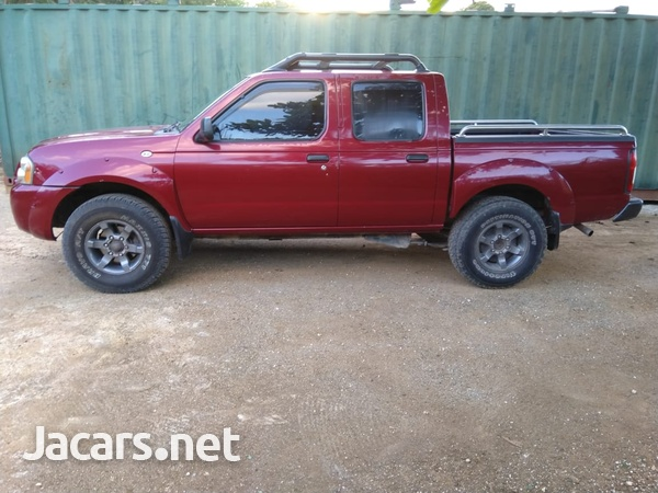 Nissan Frontier 2,1L 2003-2