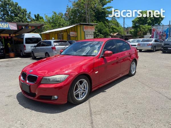 BMW 3-Series 2,0L 2011-11