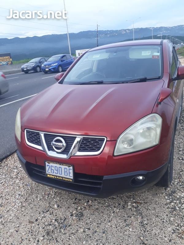 Nissan Dualis 1,8L 2010-1