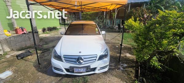 Mercedes-Benz C-Class 1,6L 2014-5