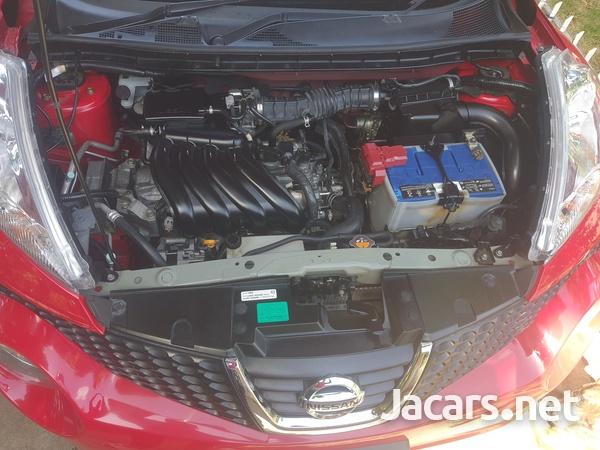 Nissan Juke 1,6L 2014-6