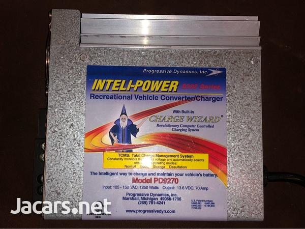 Inteli charger 110 to 12 volts-1
