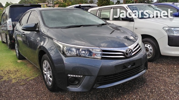 Toyota Corolla 1,5L 2017-1