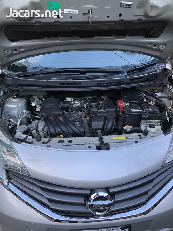 Nissan Note 1,5L 2014-11