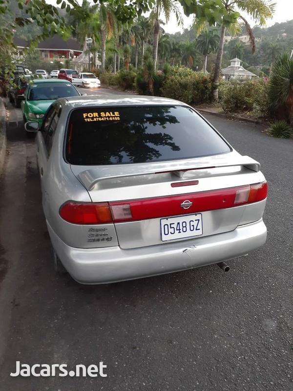 Nissan B14 1,1L 1995-3