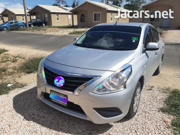 Nissan Latio 1,5L 2015-2