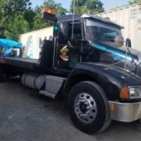 2006 Kenworth T300 Wrecker Truck
