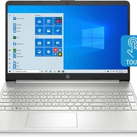 HP 15.6 inch 256GB Storage 8GB RAM Ryzen 3 3250U Laptop