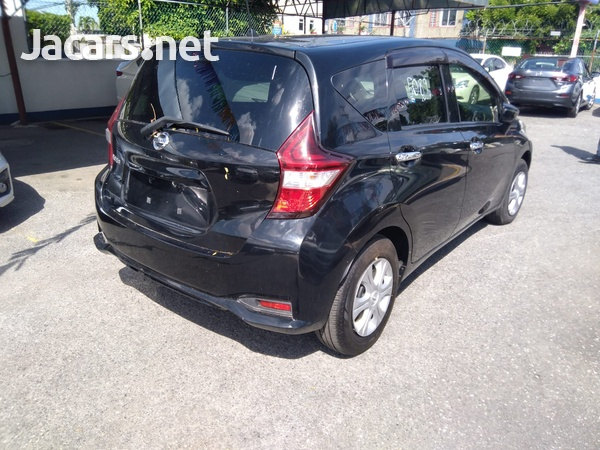 Nissan Note 1,5L 2018-6