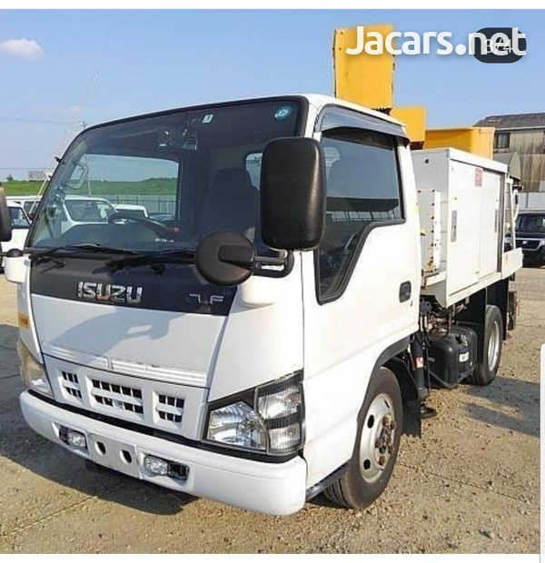 2006 Isuzu Elf Utility Truck-1