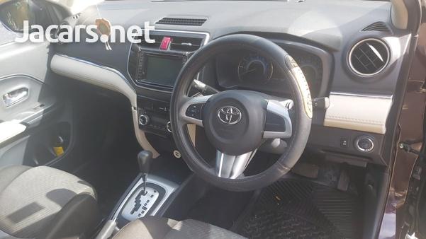 Toyota Rush 1,6 2019-2