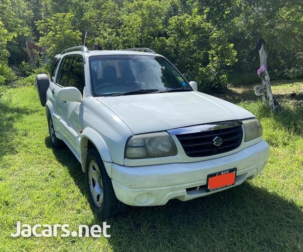 Suzuki Vitara 2,5L 2001-1