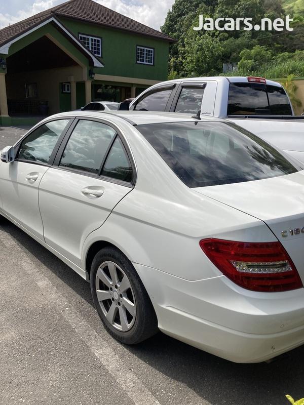 Mercedes-Benz C-Class 2,1L 2012-3