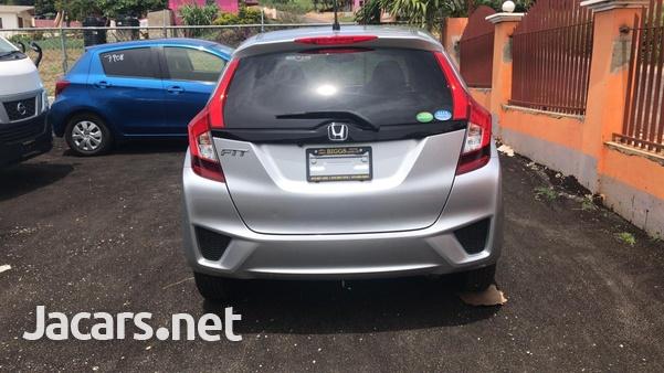 Honda Fit 1,5L 2017-10