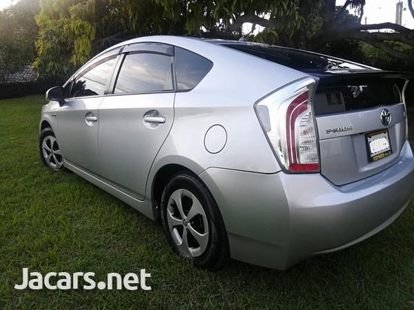 Toyota Prius 1,8L 2012-5