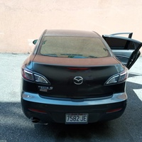 Mazda 3 1,2L 2013