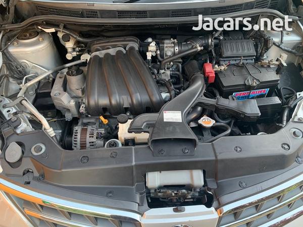 Nissan Tiida 1,5L 2013-10