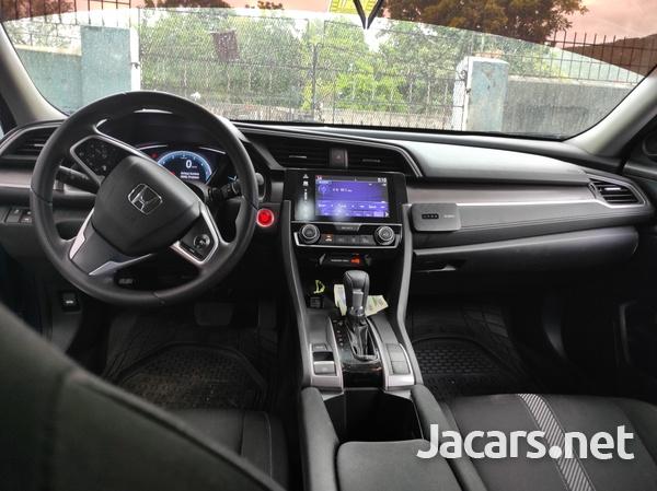 Honda Civic 2,0L 2016-2