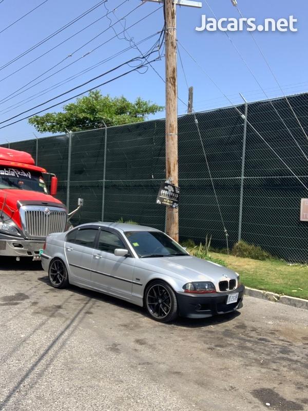 BMW 3-Series 2,5L 2000-5