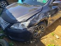 Crashed Nissan Sylphy 1,6L 2014