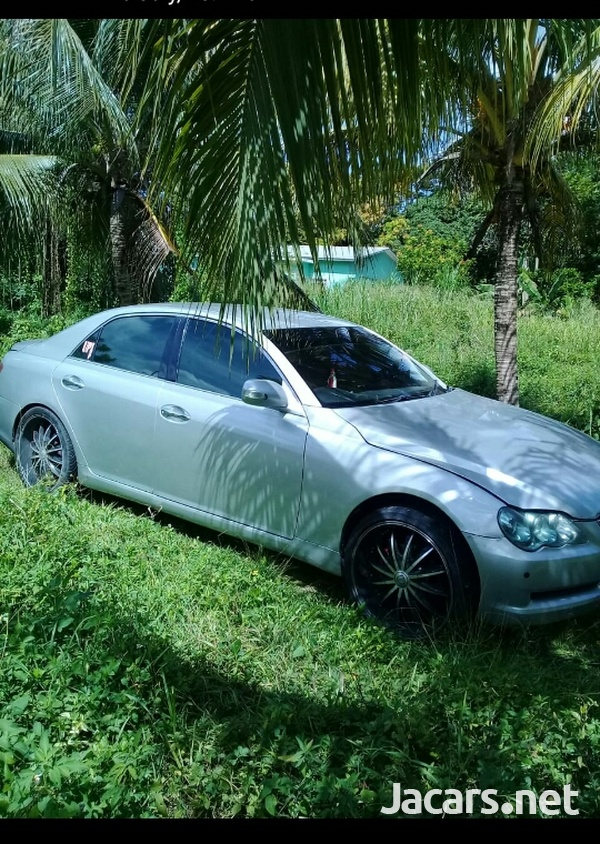 Toyota Mark X 1,7L 2007-2