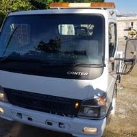 Mitsubishi Canter Wrecker/ Spec Lift Truck