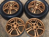 5 lug 15 rims without tyres negotiable Just call 18764926680