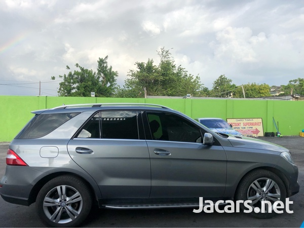 Mercedes-Benz M-Class 3,0L 2014-2